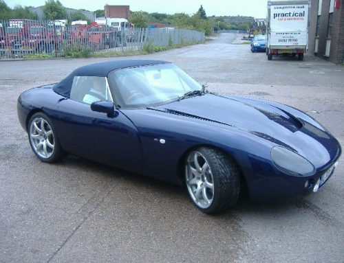 TVR Griffith LS1