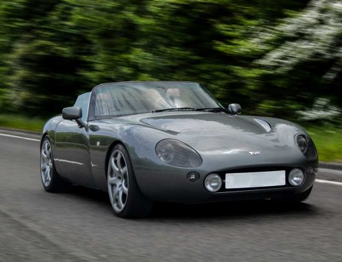 TVR Griffith SE Evolution LS3