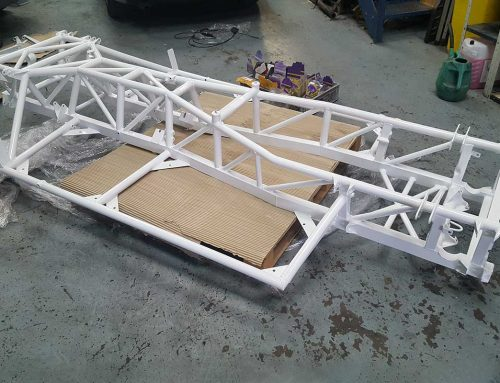 How We Restore a Chassis